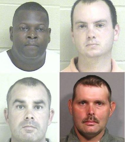 4 accused firefighters fired