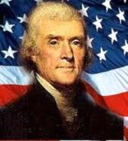 a biography of thomas jefferson one of the finest presidents of the united states of america Us presidents who liked cannabis thomas jefferson the third president of the united states of america, one of the founding fathers and the principal author of.
