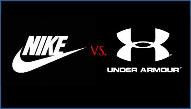 Nike vs. Under Armour timeline   Timetoast timelines