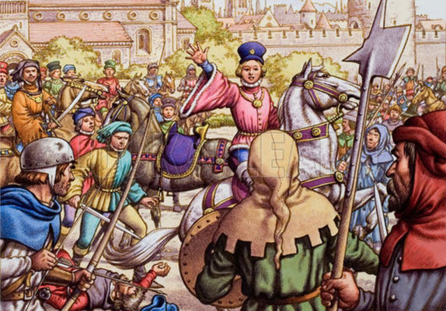 english peasants revolt 1381 Peasants' revolt in american the first great popular rebellion in english history (1381), caused by the imposition of an unpopular poll tax: it lasted less than a month and failed as a social revolution.