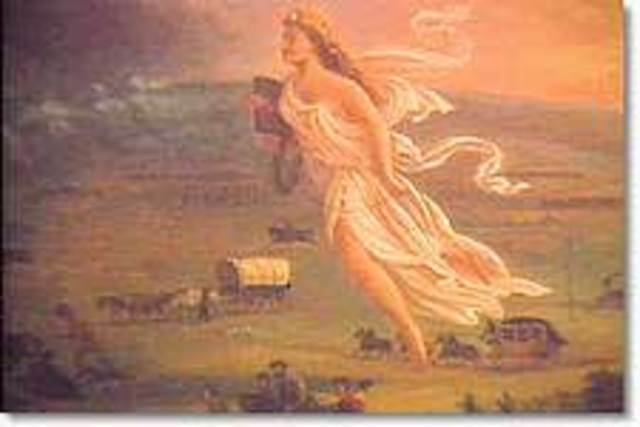 the idea of manifest destiny as the basis of the mexican war Manifest destiny in the idea was a complicated mix of god-driven beliefs of the settlers began to wane as the mexican-american war waxed, and manifest destiny.