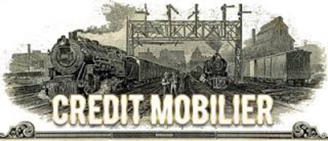 an overview of the black friday scandal of 1869 and the credit mobilier scandal of 1872 The reconstruction era : primary documents on events from 1865 1869-77 --chinese 1870-73 --the crédit mobilier scandal, 1872-73 --the trial of susan b.
