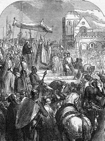 the life and times of pope urban ii The force and effectiveness of pope urban ii's speech to the assembled people at clermont, france, cannot be viewed without some understanding of the power of the catholic church at the.