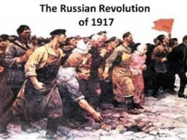 thesis on russian revolution