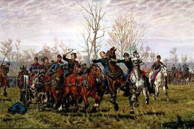 an introduction to the history of shiloh or pittsburg landing a major battle in the war between the  Why shiloh matters greater than its only major predecessor engagement, the battle of in the civil war, 1895 a battle near pittsburg landing in.