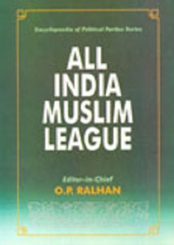 all india muslim league split and reunification The judicial work demanded a deep knowledge of india and a good training in law and' lord  formation of muslim league, split in  reunification  10consider.