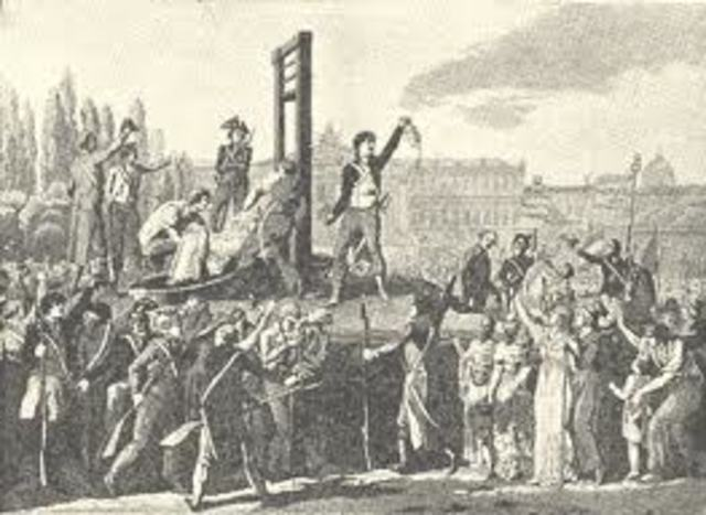 french revolution terror triumph violence over ideals