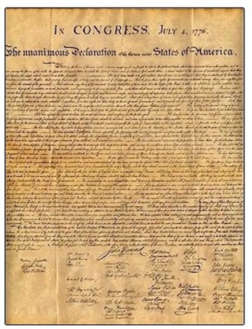 an introduction to the history of declaration of independence in the united states A summary of preamble in thomas jefferson's the declaration of independence various groups throughout history the introduction to the declaration.