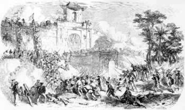 a history of the attempts of the french colonial rule in vietnam The vietnam war started in the 1950s, according to most historians, though the conflict in southeast asia had its roots in the french colonial period of the 1800s the united states, france, china .