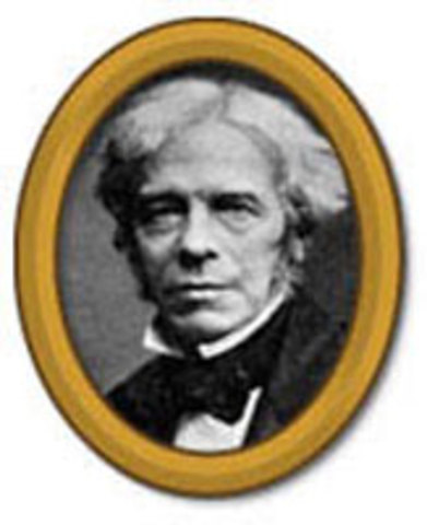 Michael Faraday -- He studied whether space could indeed conduct electricity.