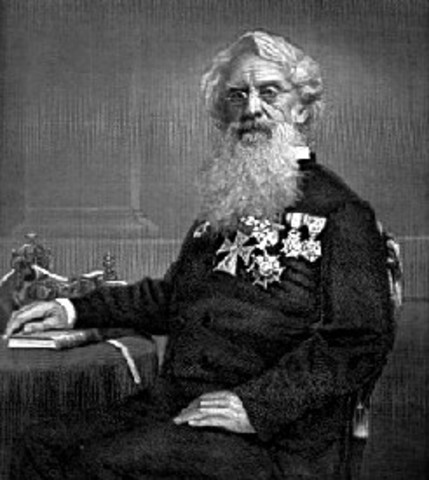 Samuel Morse -- He came up with the idea of the Electromagnetic Telegraph.