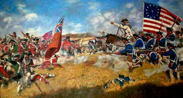 the major events that took place during the war of 1812