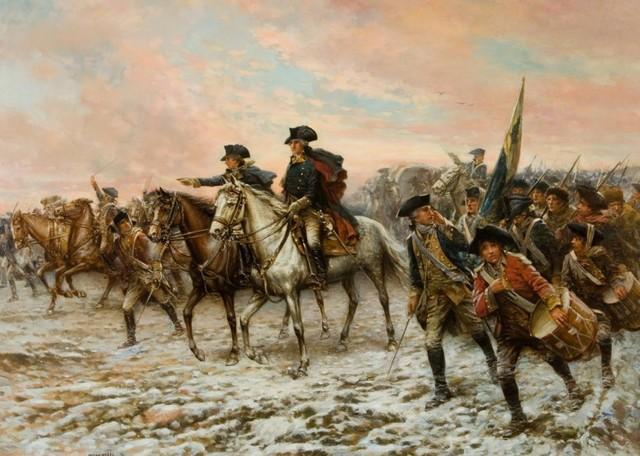 Battle of trenton date in Melbourne