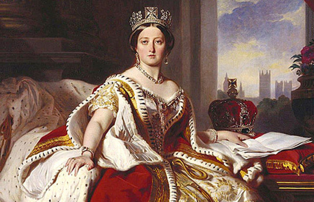 The Death of Queen Victoria