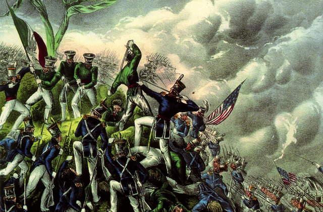 a history project on the causes for the mexican war from 1846 to 1848 The us-mexican war, 1846-1848 is a free public educational service provided by the descendants of mexican war veterans.