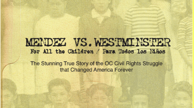 mendez vs westminster essay In 1946 federal courts decided mendez v westminster the ruling established equal access to public schools for nine-year-old sylvia mendez and generations of hispanic and other children.