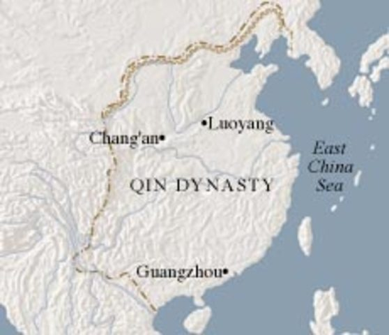 the qin dynasty essay Han vs qin dynasty essay paper between the han and qin dynasties throughout most of china's history, china is ruled by dynasties  a dynasty is a family of kings that gains control during the downfall of the previous dynasty.