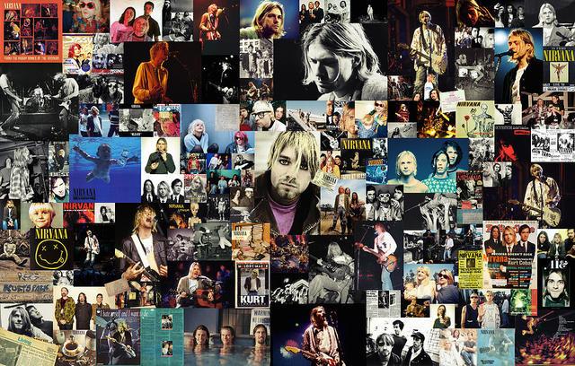 Music 2252 Nirvana Album Release Timeline Timetoast