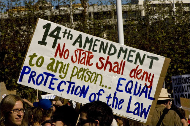 14th Amendment ratified