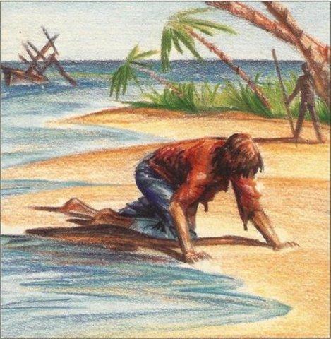 Robinson Crusoe timeline  Timetoast timelines