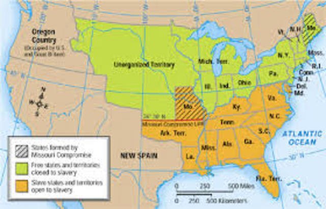 why was the missouri compromise not a permanent solution to slavery issue Which describes what the missouri compromise (compromise of 1820) and the compromise of 1850 had in common a they both found permanent solutions to the slavery issue b they.