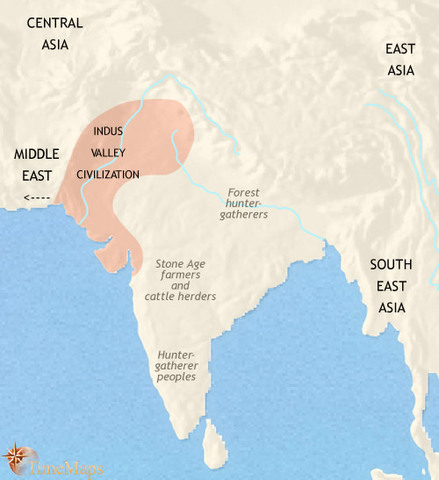 the first great civilization of south asia timeline timetoast timelines