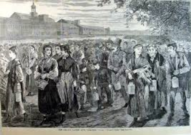 forging the national economy Examine the effects of early industrial development on labor & society show how the change from a subsistence to a market economy affected worker.