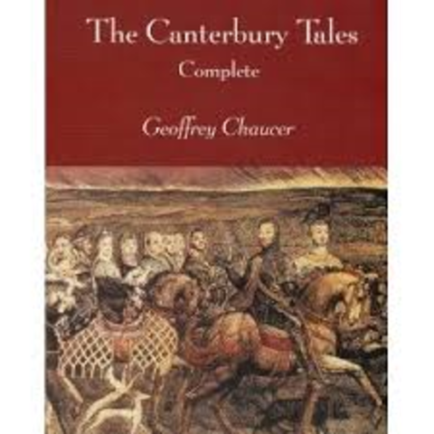 a review of the different life during the canterbury tales by geoffrey chaucer ''the canterbury tales,'' written by geoffrey chaucer, is a story about a group of people making a pilgrimage to see the shrine of a martyr during.