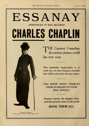 charlie chaplin what a career essay What were films like before charlie chaplin started his acting career essays related to charlie chaplin 1 charlie's father, charles chaplin sr.