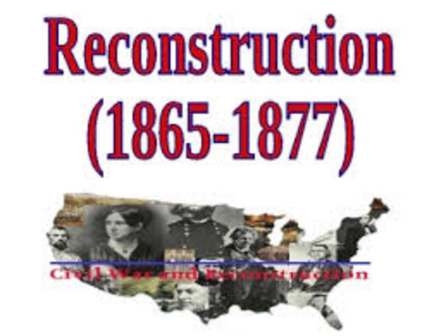 an introduction to the reconstruction in the south civil war aftermath Civil war's aftermath: reconstruction, abolition, and polygamy andrew c skinner by late 1864, the physical fighting of the american civil war was moving toward a final resolution.