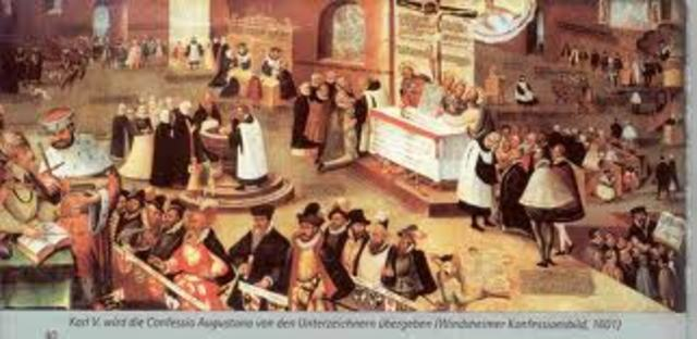 threat of lutheranism to the catholic Five hundred years ago, a humble german friar challenged the catholic church, sparked the reformation, and plunged europe into centuries of religious strife.
