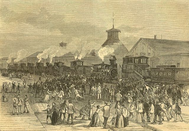 Great Railroad Strike of 1877
