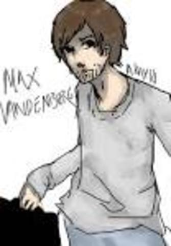"Liesel is given ""The Standover Man"" written by Max"