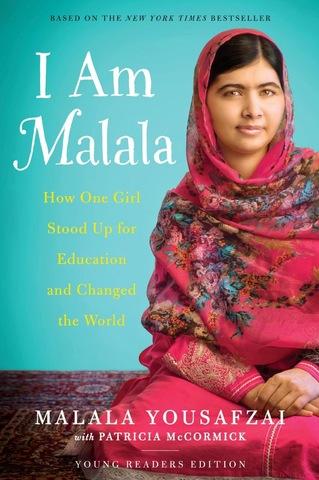 I Am Malala timeline | Timetoast timelines