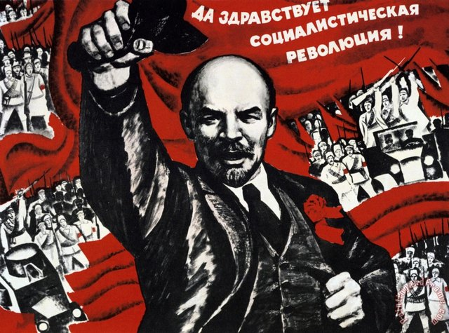 Imagini pentru lenin revolucion