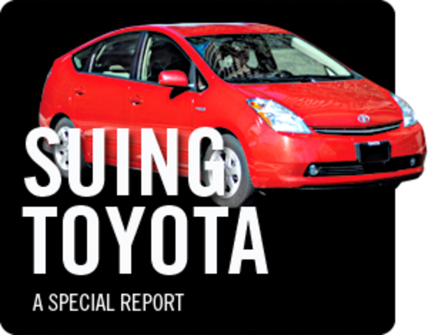 Suing Toyota A Timeline Of Litigation Against Toyota