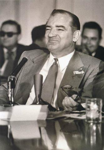 the life and career of joseph r mccarthy Describes the career of senator mccarthy and explains how he was able to gain so much influence over the us senate.
