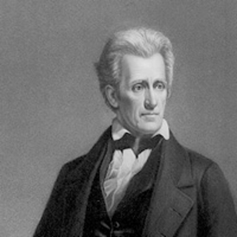 history research andrew jackson A letter from andrew jackson to andrew i crawford, wednesday, may 01, 1833, on nullification and slavery the collection documents the history.
