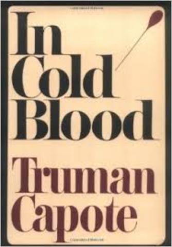 "First edition of ""In Cold Blood"" is published"