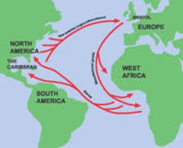 Slave Trade was the Main Focus of European Relations with Africa