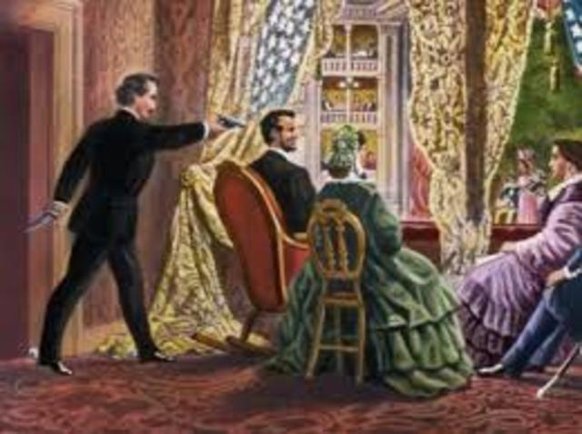 Assassination of Abe Lincoln