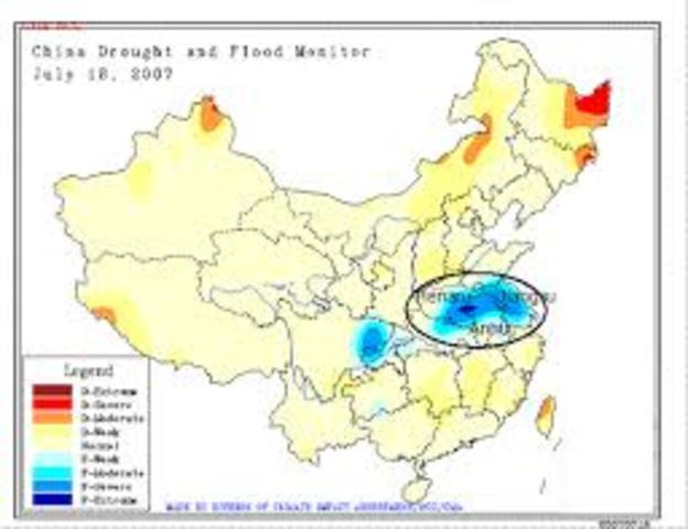 Central China Floods