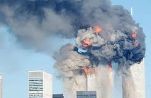 Terrist attack on 9/11