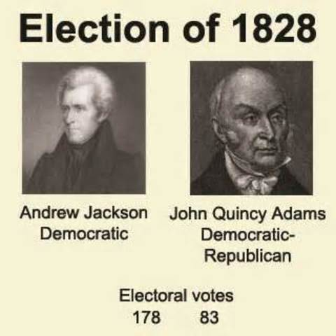 the 1828 american election between adams and jackson was a pivotal point in us politics Thank you for visiting our new website we are updating our system in order to improve your user experience as a result you may need to reset your password by clicking here.