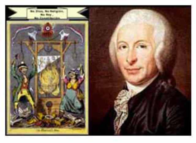 Joseph-Ignace Guillotine proposed the use of the guillotine