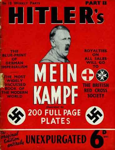 Hitler publishes Mein Kampf