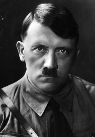 Hitler leader of Germany