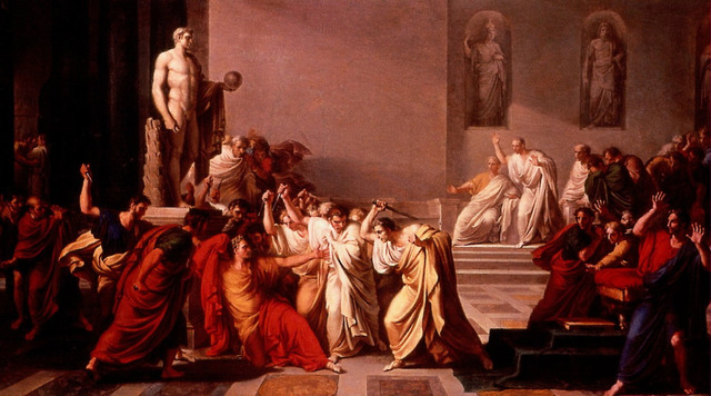Assassination of Julius Caeser
