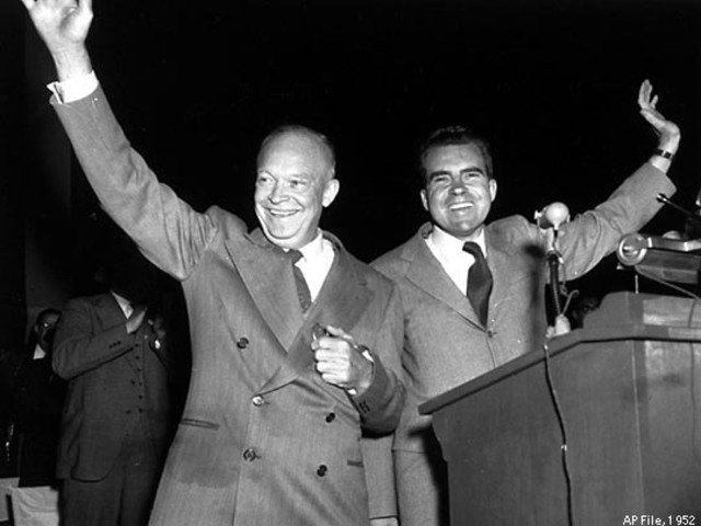 Dwight D. Eisenhower Elected