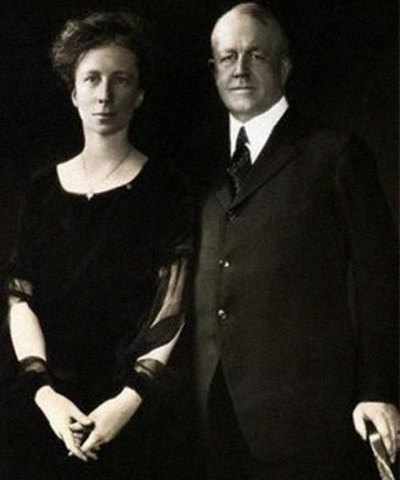 Frank and Lilian Gilbreth
